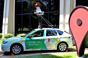 Google Streeet View Carro 1
