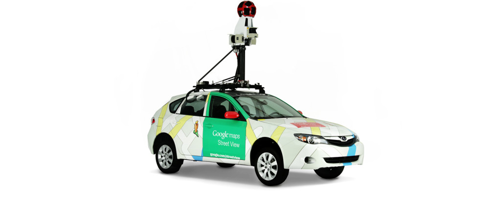 Google Streeet View Carro 3